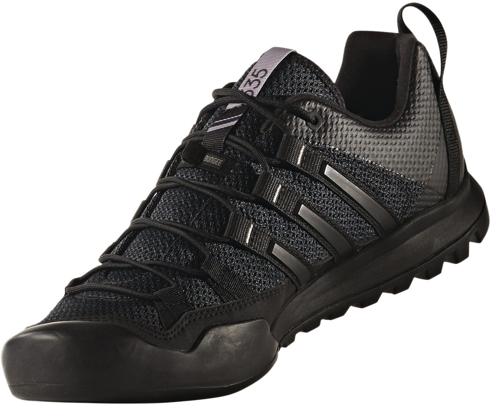 new style 34276 2c7fb adidas TERREX Solo Shoes Men grey black